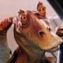 The Phantom Menace Jar Jar Binks