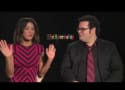 The Internship: Jessica Szohr & Josh Gad Chat Comedy Titans