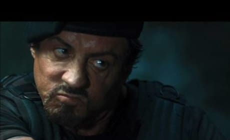 The Expendables trailer