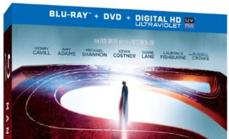 Man of Steel DVD/Blu-Ray Combo Pack