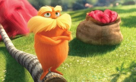 Danny DeVito Dishes The Lorax