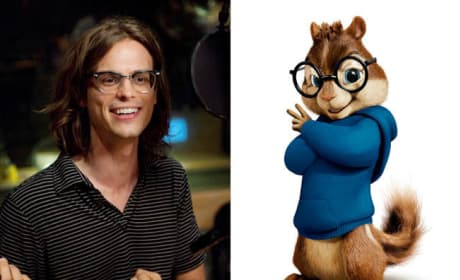 Matthew Gray Gubler plays Simon