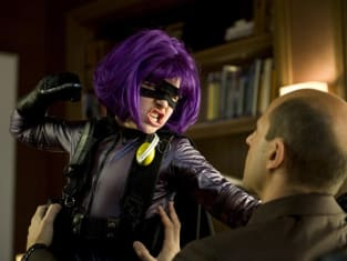 Hit-Girl Hits Hard!