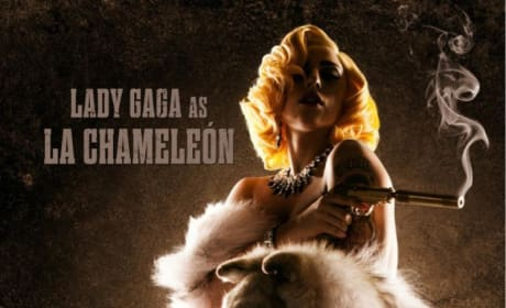 Lady GaGa Joins Machete Kills Cast: Check out her Character Poster