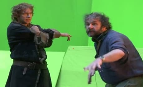 The Hobbit The Desolation of Smaug: Peter Jackson Final Video Blog!