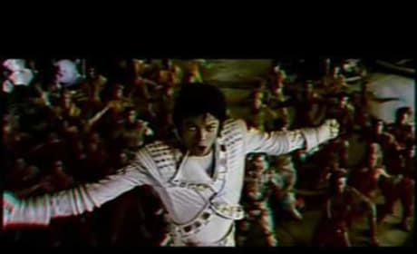 Captain EO 3-D part 2