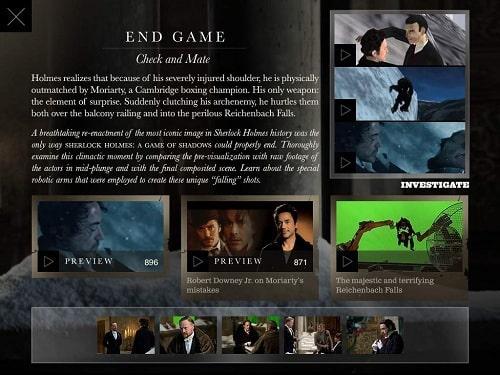 Sherlock Holmes A Game of Shadows: Maximum Movie Mode Image
