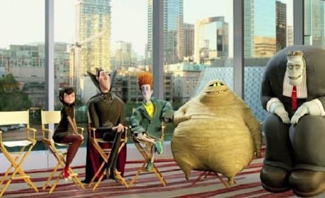 Hotel Transylvania Interview: Meet the Monsters