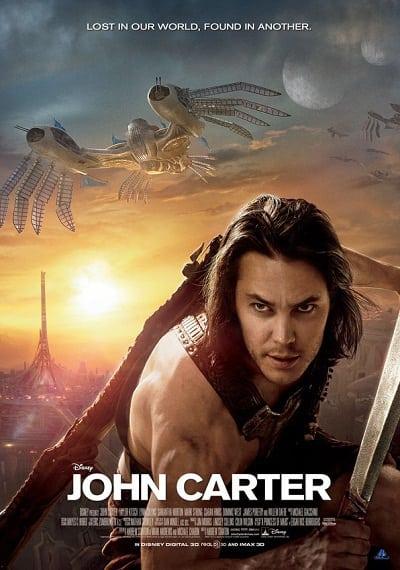 Final John Carter Poster
