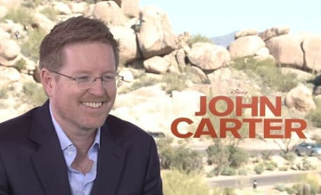 Andrew Stanton Directs John Carter