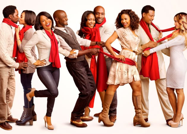 The Best Man Holiday Cast