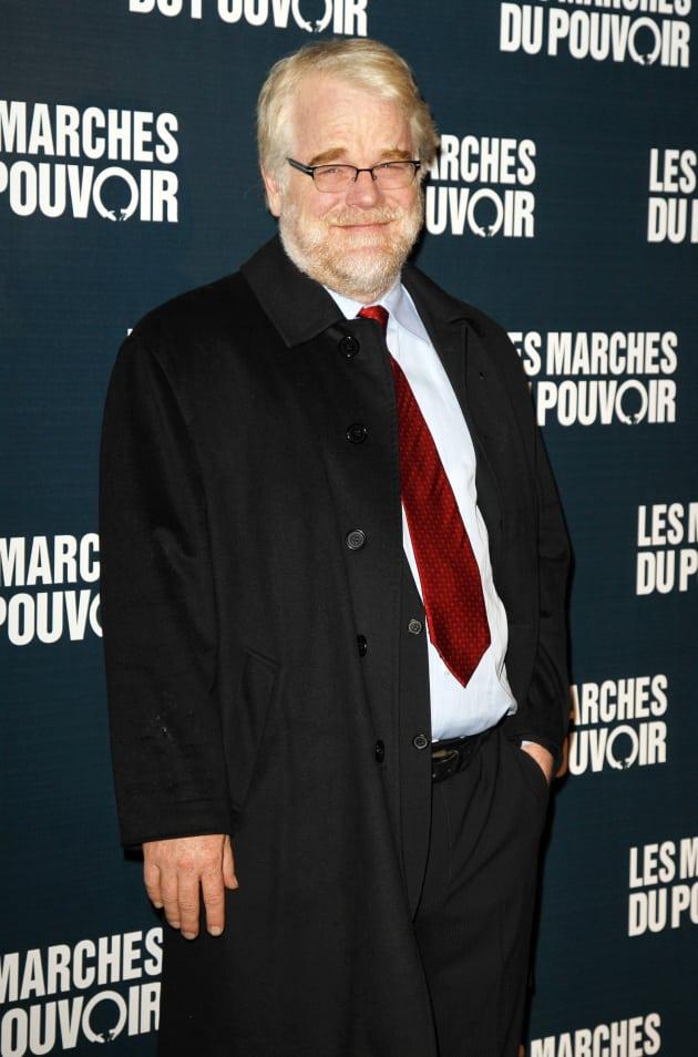 Philip Seymour Hoffman Premiere Photo