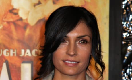 Dutch Actress Famke Janssen