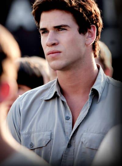 Liam Hemsworth is Gale