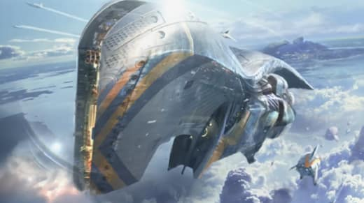 Concept Art for Guardians of the Galaxy Image
