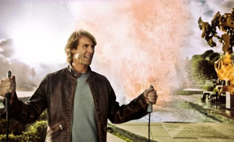 Michael Bay Gets Razzied