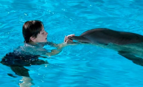 Dolphin Tale: Film's Youngest Star Speaks