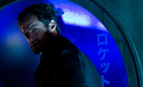 Hugh Jackman The Wolverine Still