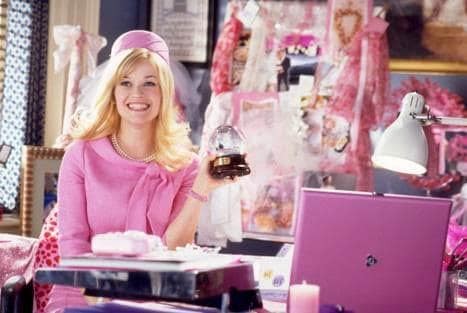 Elle Woods Picture