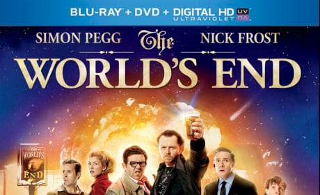 The World's End DVD Review: Simon Pegg & Nick Frost Close Their Trilogy