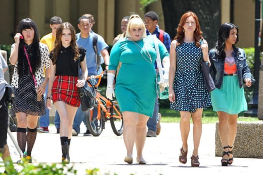 Pitch Perfect 2 Cast Photo Still