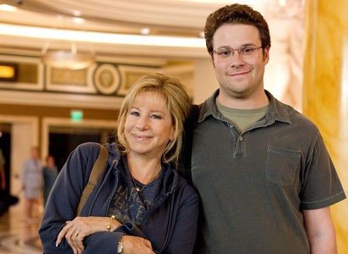 Seth Rogen Barbra Streisand The Guilt Trip