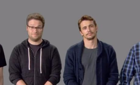 Seth Rogen Jay Baruchel James Franco This is the End