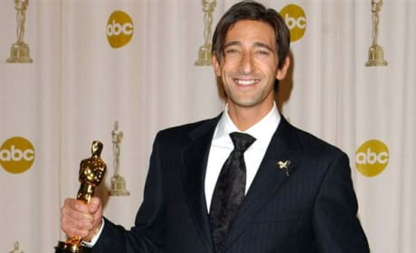 Adrien Brody Academy Award