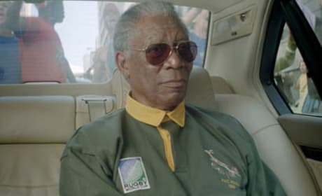 Morgan Freeman Discusses Channeling Nelson Mandela