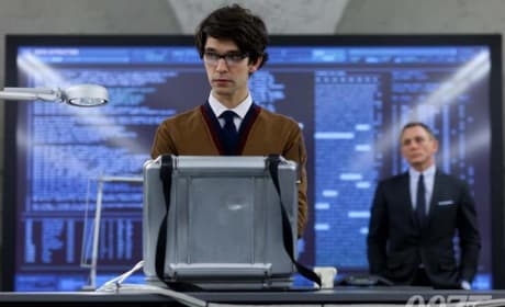 Skyfall's Q Introduced in New Still: Ben Whishaw is Bond's Newest Gadget Man