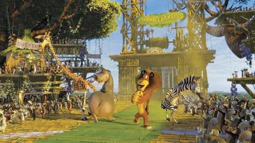 Madagascar 2 Photo