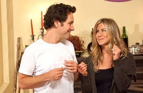Wanderlust Stars Jennifer Aniston and Paul Rudd