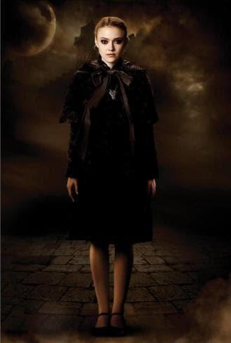 Jane, The Volturi