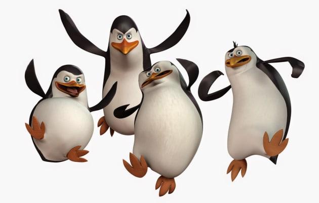 The Penguins of Madagascar Cast