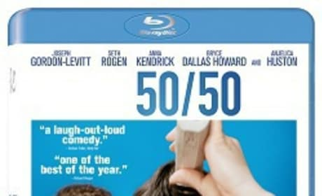 50/50 Blu-Ray