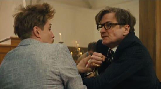 Colin Firth Kingsman: The Secret Service Photo