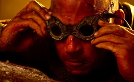 Riddick Features Vin Diesel