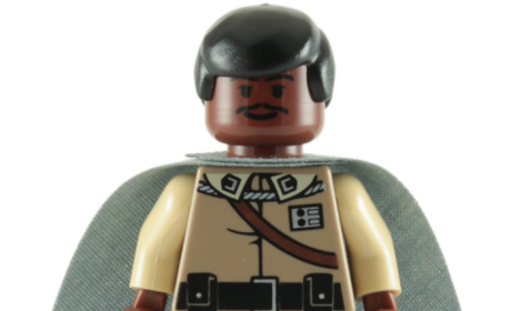 The LEGO Movie Lando Calrissian