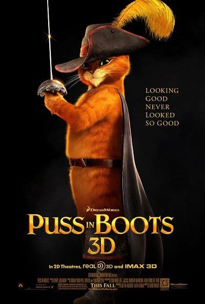 Puss in Boots Final Poster