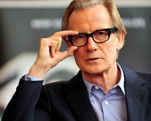 Bill Nighy Red Carpet Pic