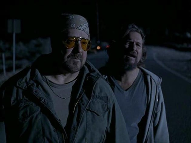 Walter and The Dude