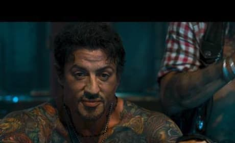 The Expendables Tattoo Clip