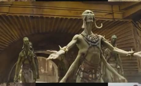 John Carter Trailer: Heading to Mars