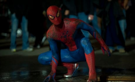 The Amazing Spider-Man is Andrew Garfield