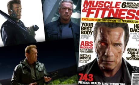 Arnold Schwarzenegger: Terminator Genisys Preview