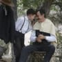 Daniel Plainview and H.W.