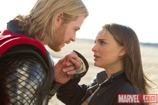 Lovers Meet in Thor