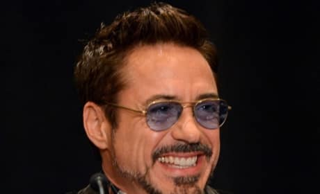 Robert Downey Jr. Comic-Con