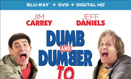 Dumb and Dumber To Exclusive Giveaway: Win the Blu-Ray!