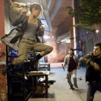 Chun-Li in Action